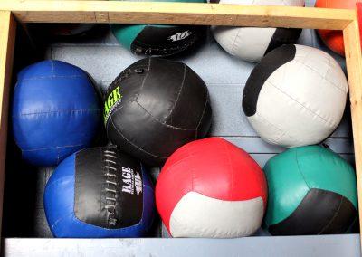 CrossFit Kilgore Medicine Balls