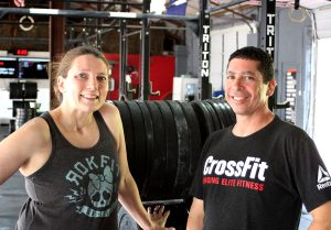CrossFit Kilgore Owners - Trainers - Michelle and Dale Garza